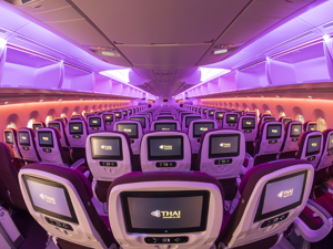 Thai Airways - Avion Tourism