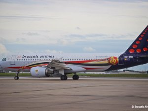 Brussels Airlines - Avion Tourism