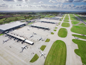 London-Stansted - Avion Tourism