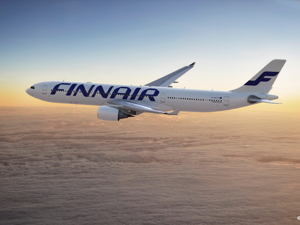 Finnair  - Avion Tourism