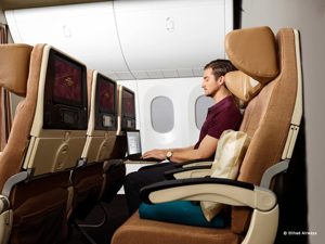 Etihad - Avion Tourism