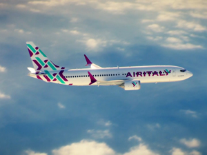 Air Italy - Avion Tourism