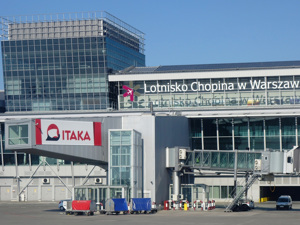 Warsaw Chopin - Avion Tourism