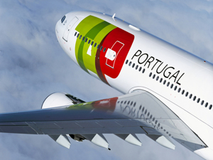 Tap Portugal - Avion Tourism