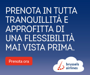 Brussels Airlines IT 8Bottom Home, Destinazioni