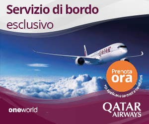 Qatar IT servizio di bordo 8Bottom Home, Destinazioni, Aeroporti, Compagnie, News, PostNews