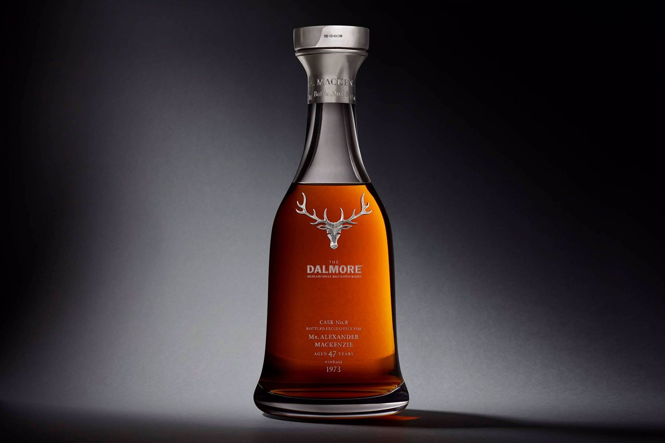 The Dalmore 1973, Cask Number 8, A Masterpiece in the Making.  Sotheby's Wine