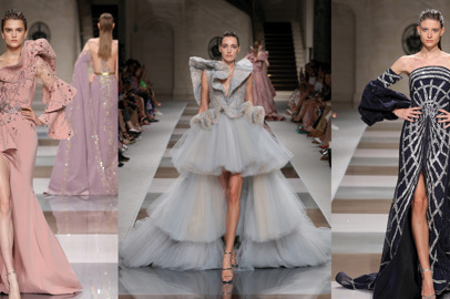 Ziad Nakad Haute Couture Fall-Winter 2019-2020