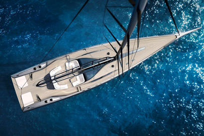 Wally presenta il nuovo sloop high performance di 101 piedi al Cannes Yachting Festival 2019