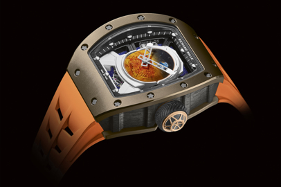 Richard Mille lancia l'RM 52-05 Tourbillon