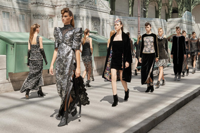 Chanel: Haute Couture Is Paris