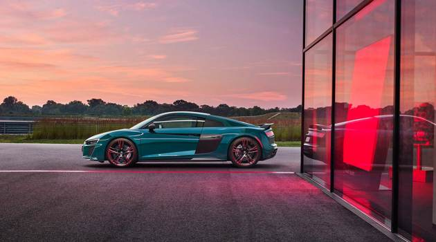 Audi R8 green hell: nata nell'Inferno Verde
