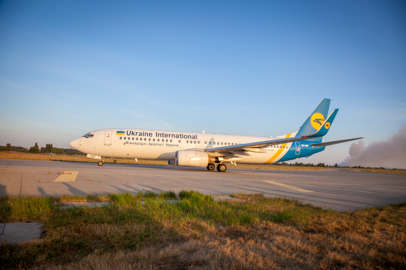 Cambiamento del piano voli di Ukraine International Airlines