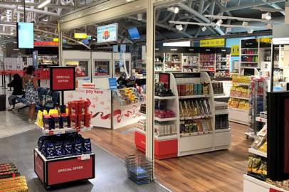 Lagardère Travel Retail apre un nuovo Aelia Duty Free Shop all'Aeroporto di Cagliari