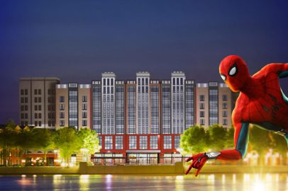 Disney's Hotel New York: the art of Marvel