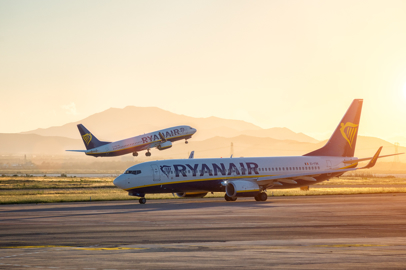 Ryanair annuncia due nuove rotte