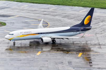 Jet Airways sospende i voli