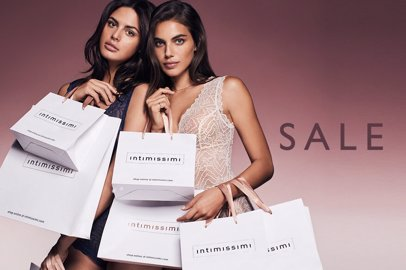 Shopping in aeroporto: Intimissimi